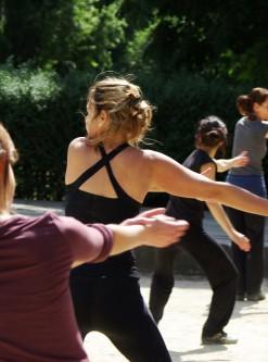 Retina Dance Company - Castling