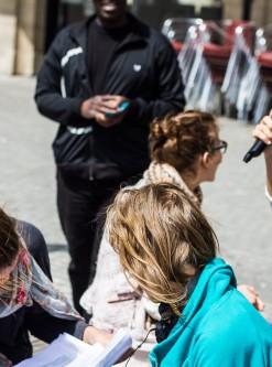 Coach team Zuid: Anissa Boujdaini